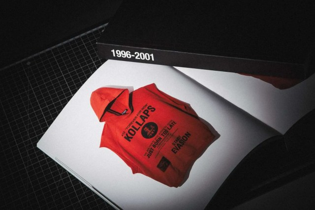 Raf Simons Archive Book