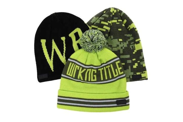 Wrkng Title Beanies