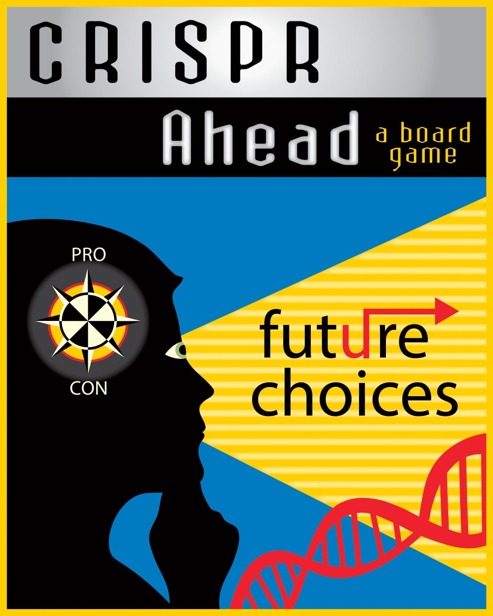 CRISPR Ahead Future Choices