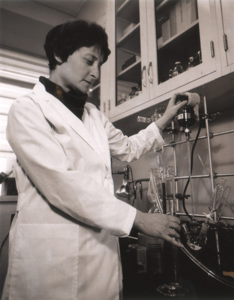 Dorothy Semenow, chemist and psychologist