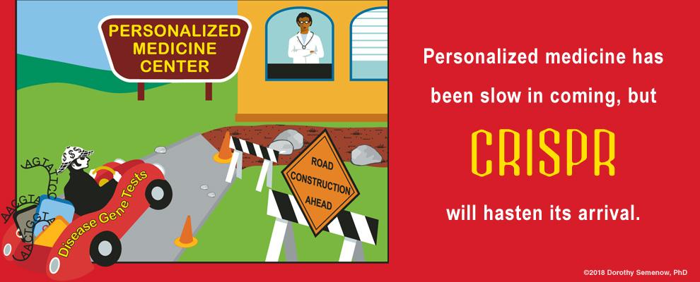 CRISPR Ahead™ Board Game ©2018 Dorothy Semenow, PhD