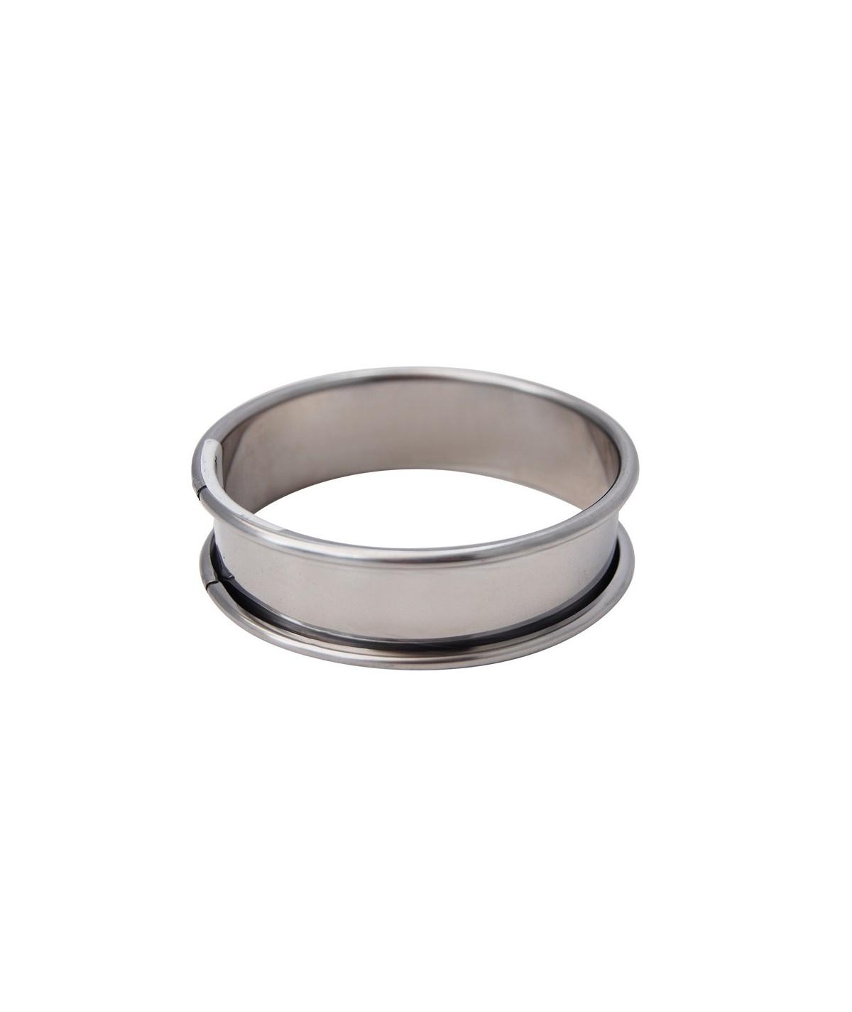 de buyer steel tart ring 8cm