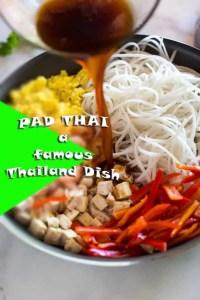 Pad Tahi Recipe