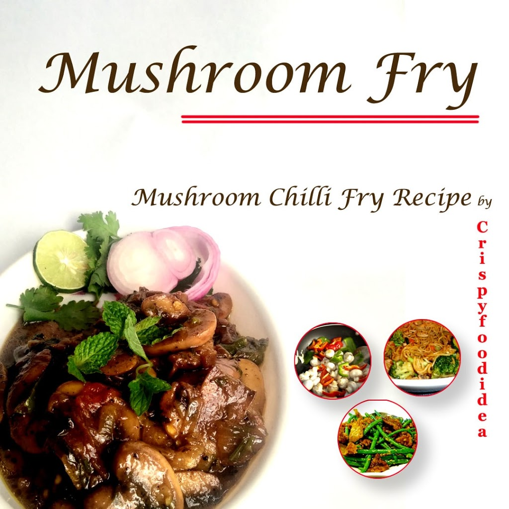 Mushroom Fry Recipe | Mushroom Recipes Dry