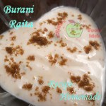 Burani Raita recipe