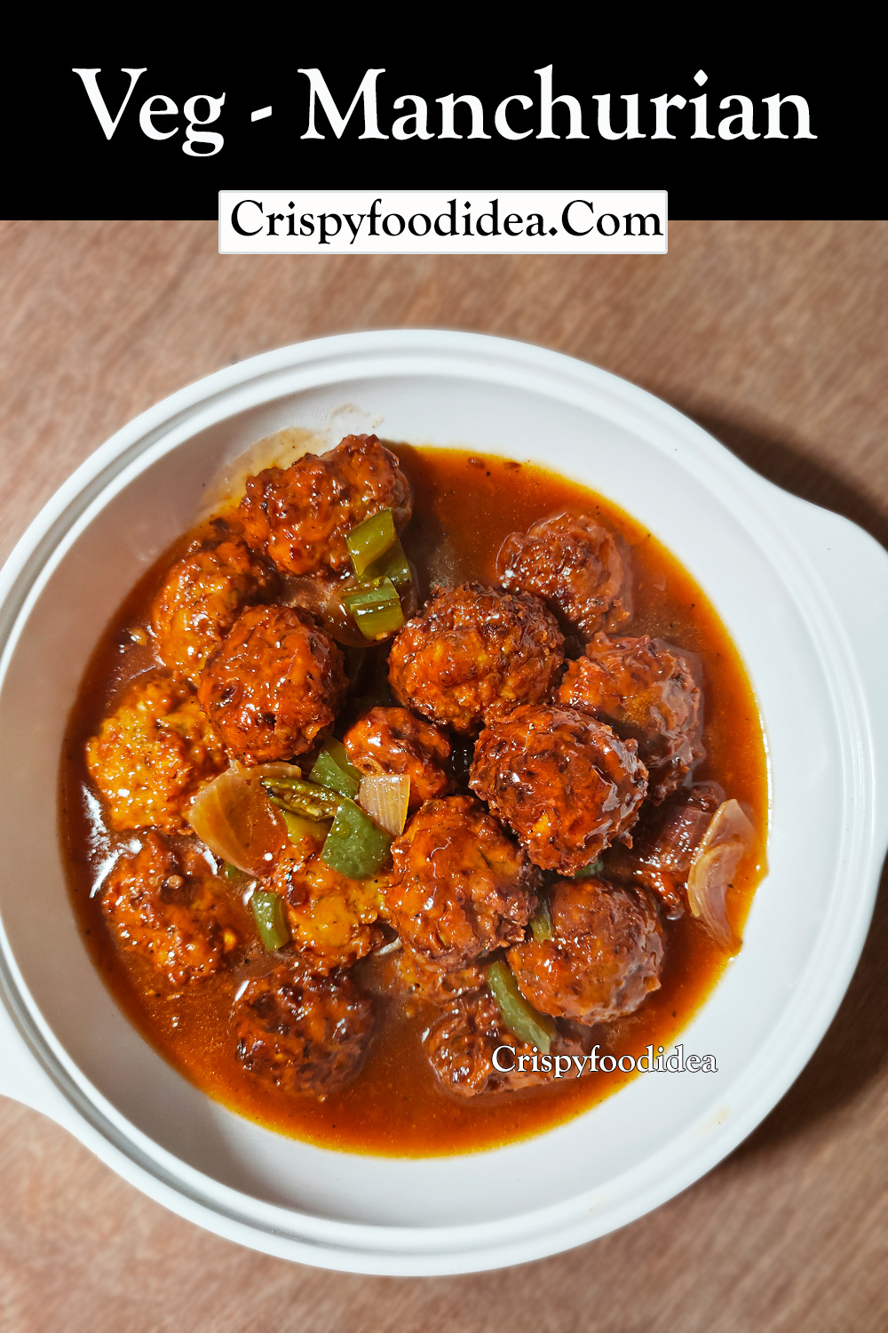 Veg-manchurian | vegetable Manchurian