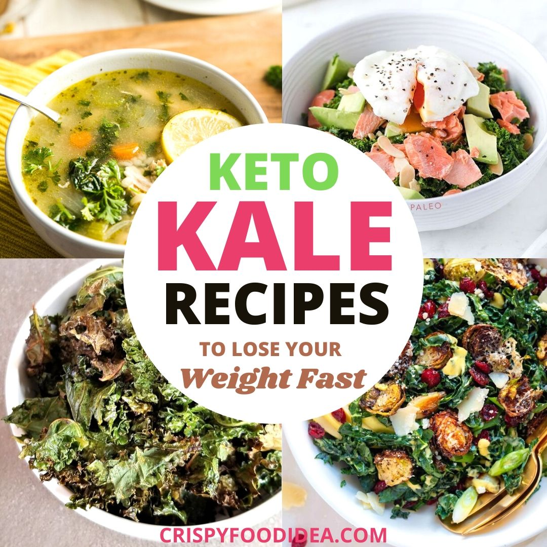 Keto Kale Recipes