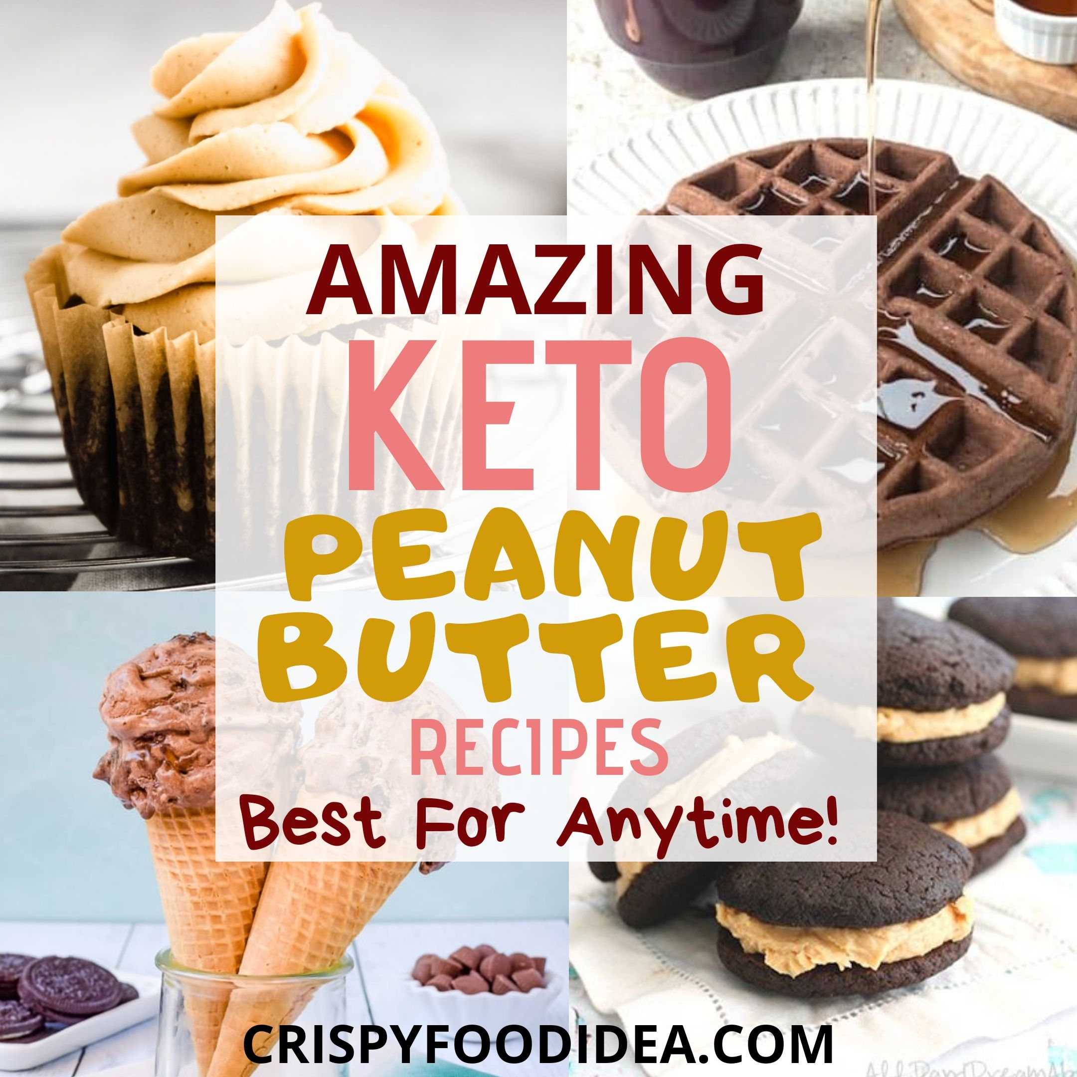 Keto Peanut Butter Recipes