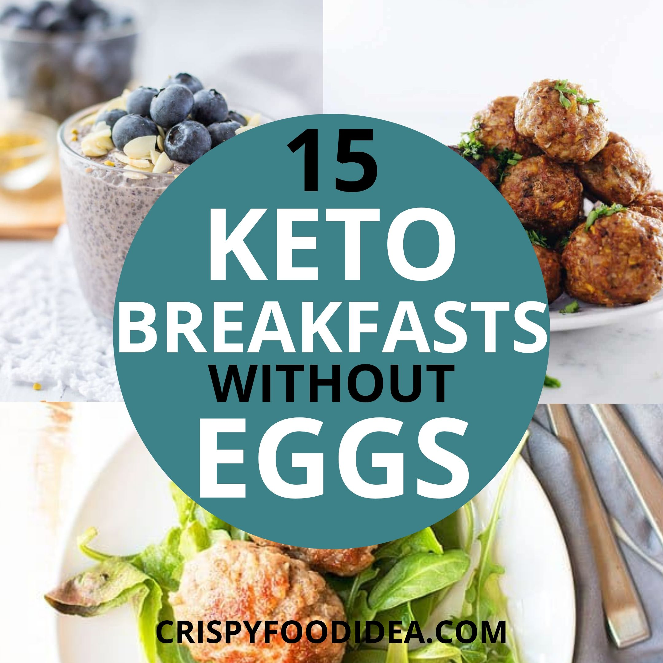 15 Easy Keto Breakfast Recipes Without Eggs Crispyfoodidea
