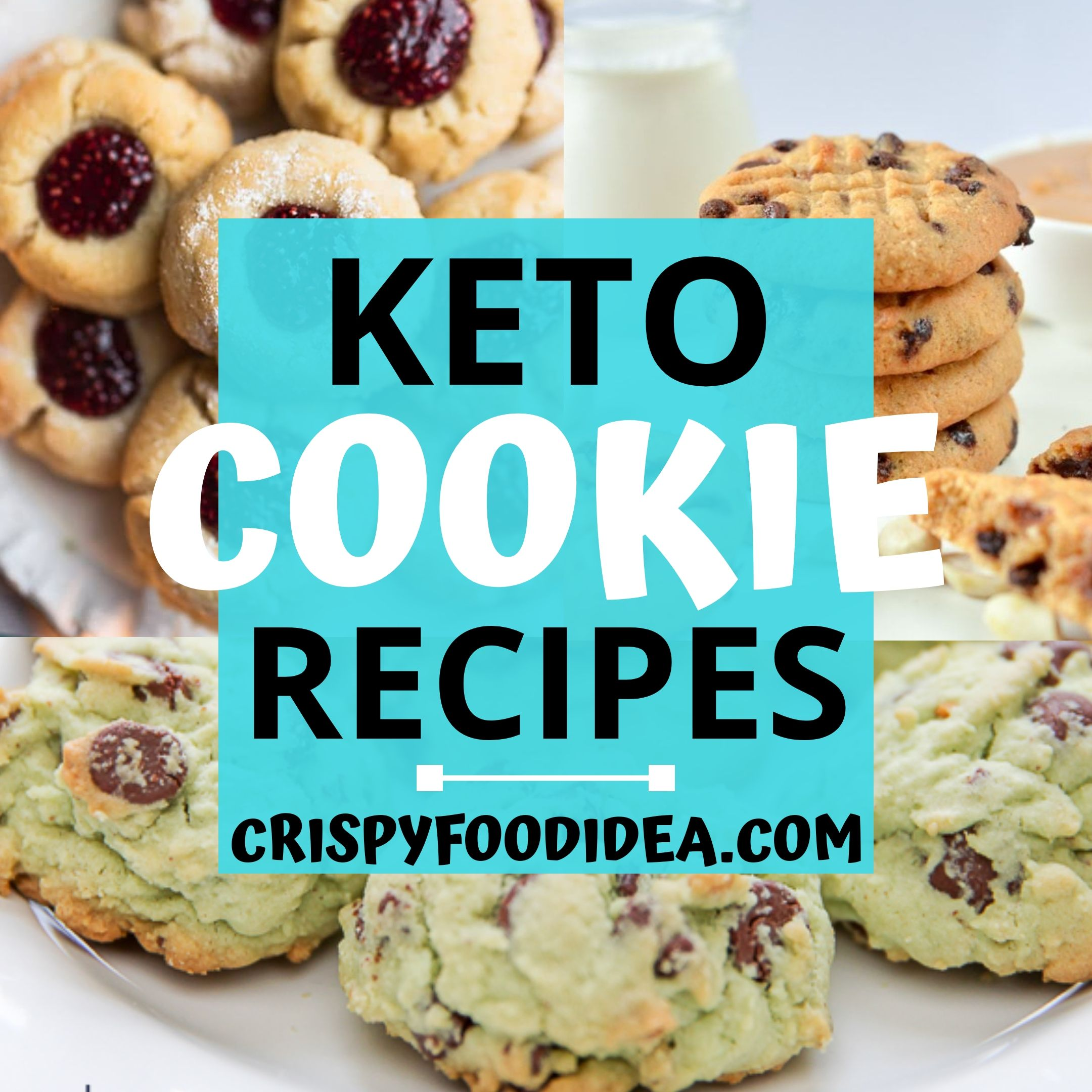 Keto Cookie Recipes