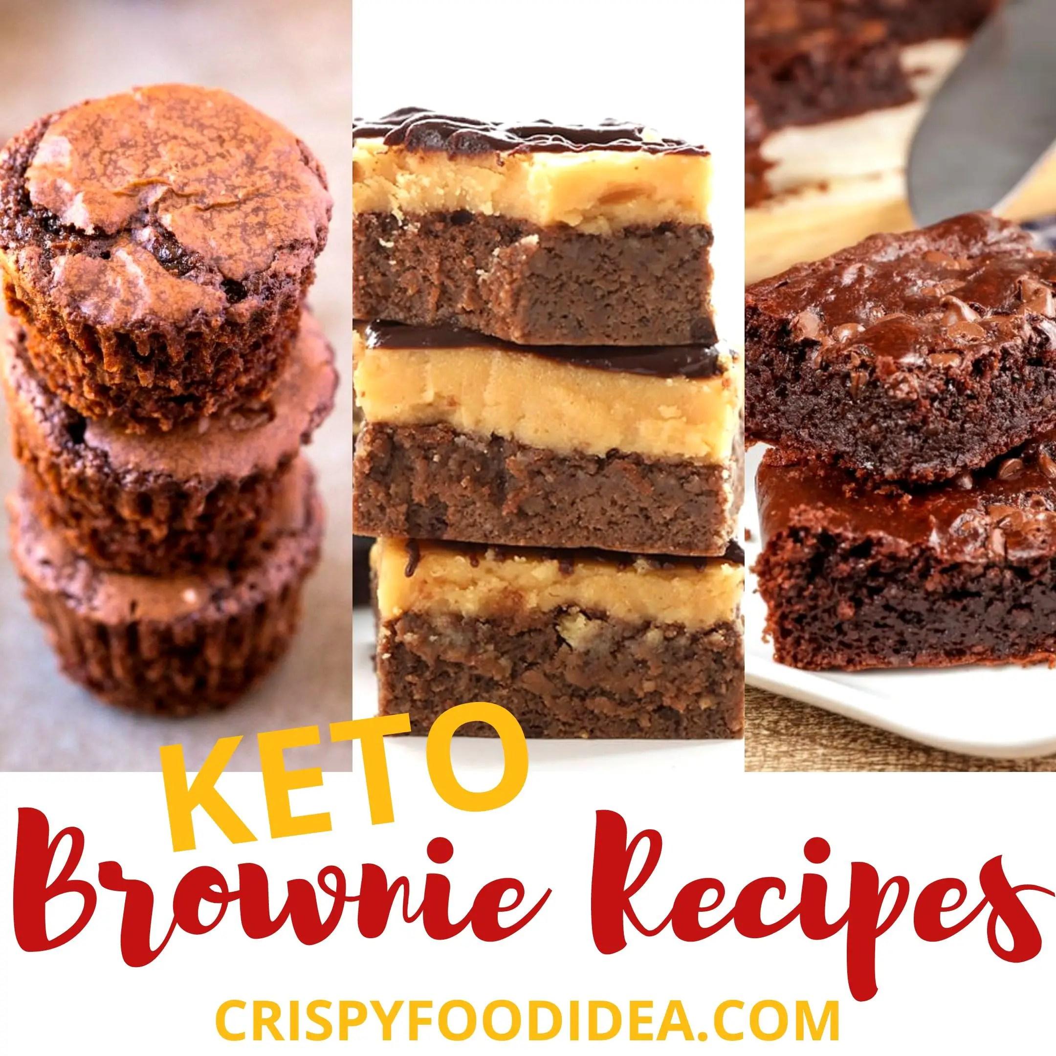 keto brownie recipes