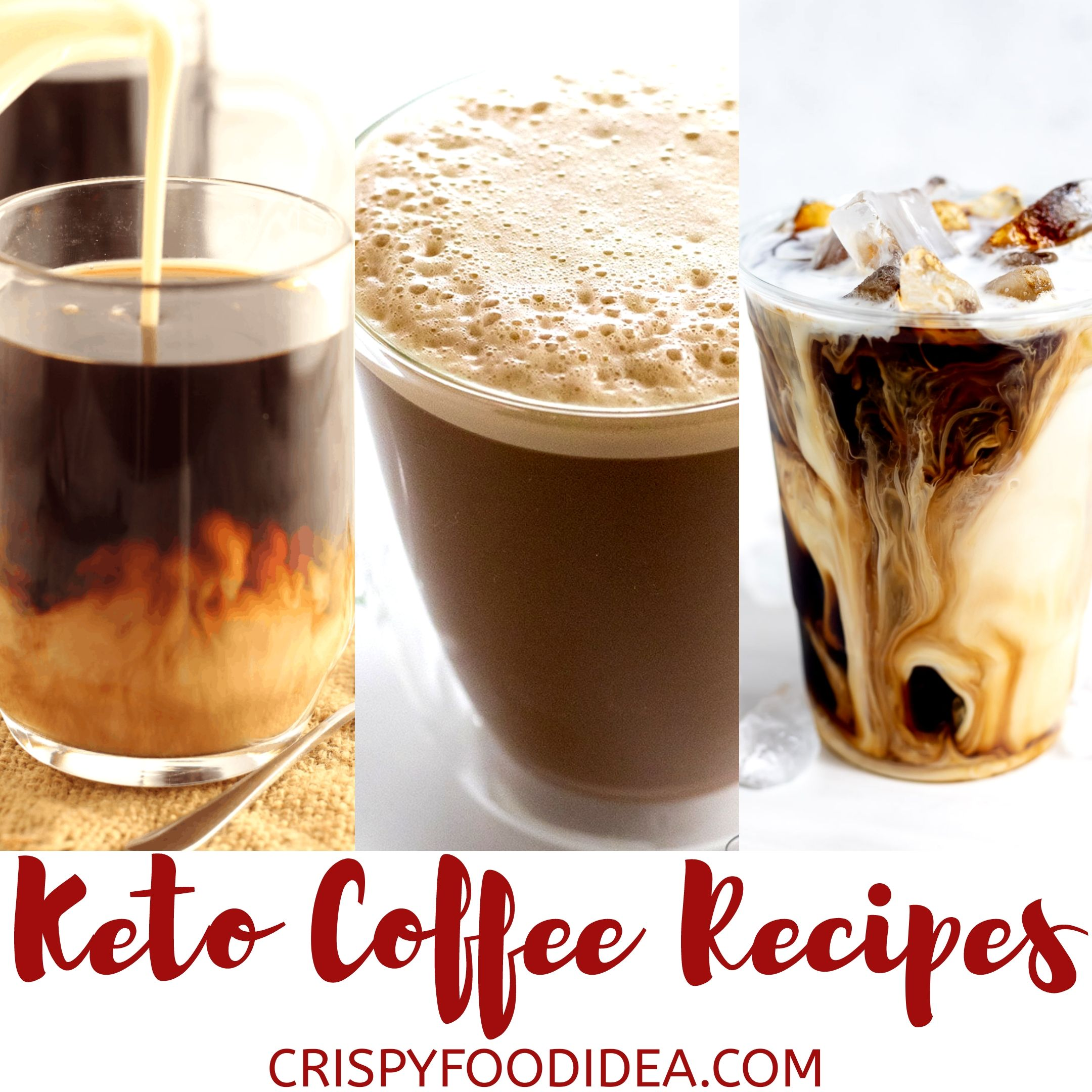 keto coffee recipes