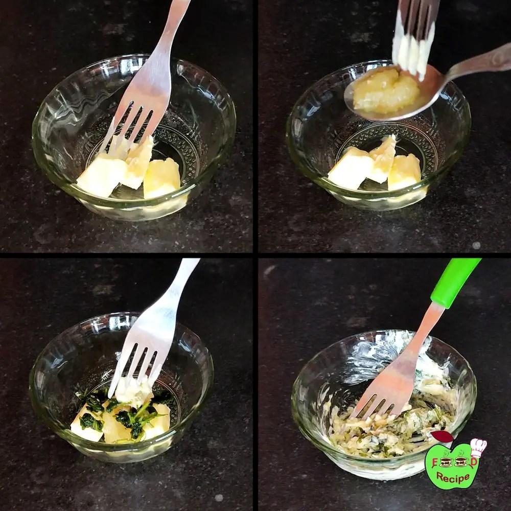 Prepare the Garlic Butter Mixture