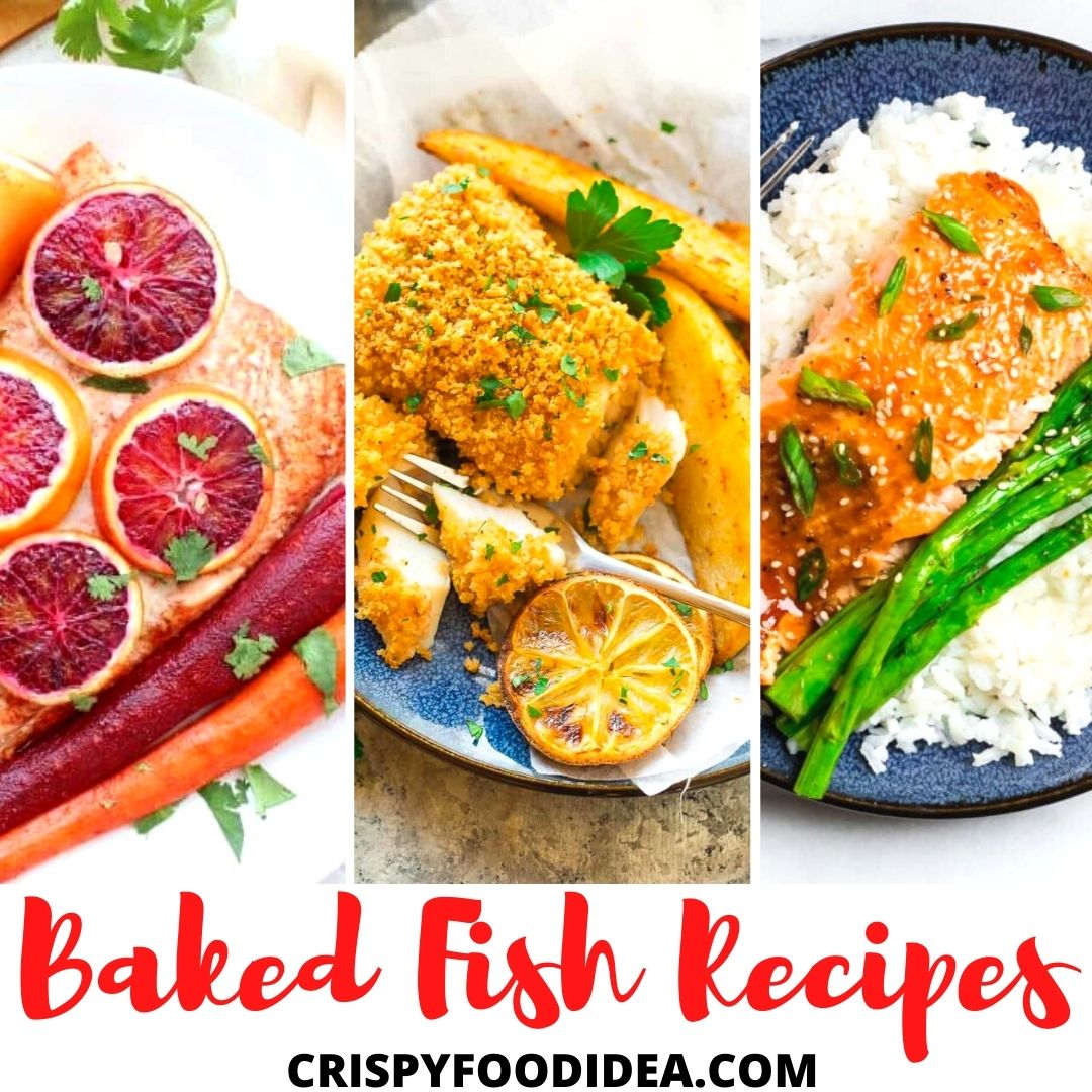 Baked Fish Recipes