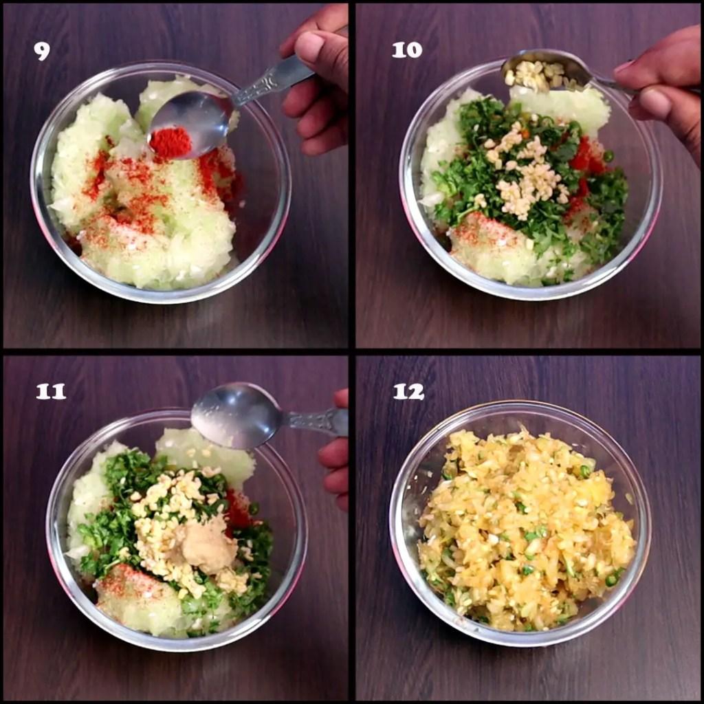 Lauki kofta recipe steps part 3