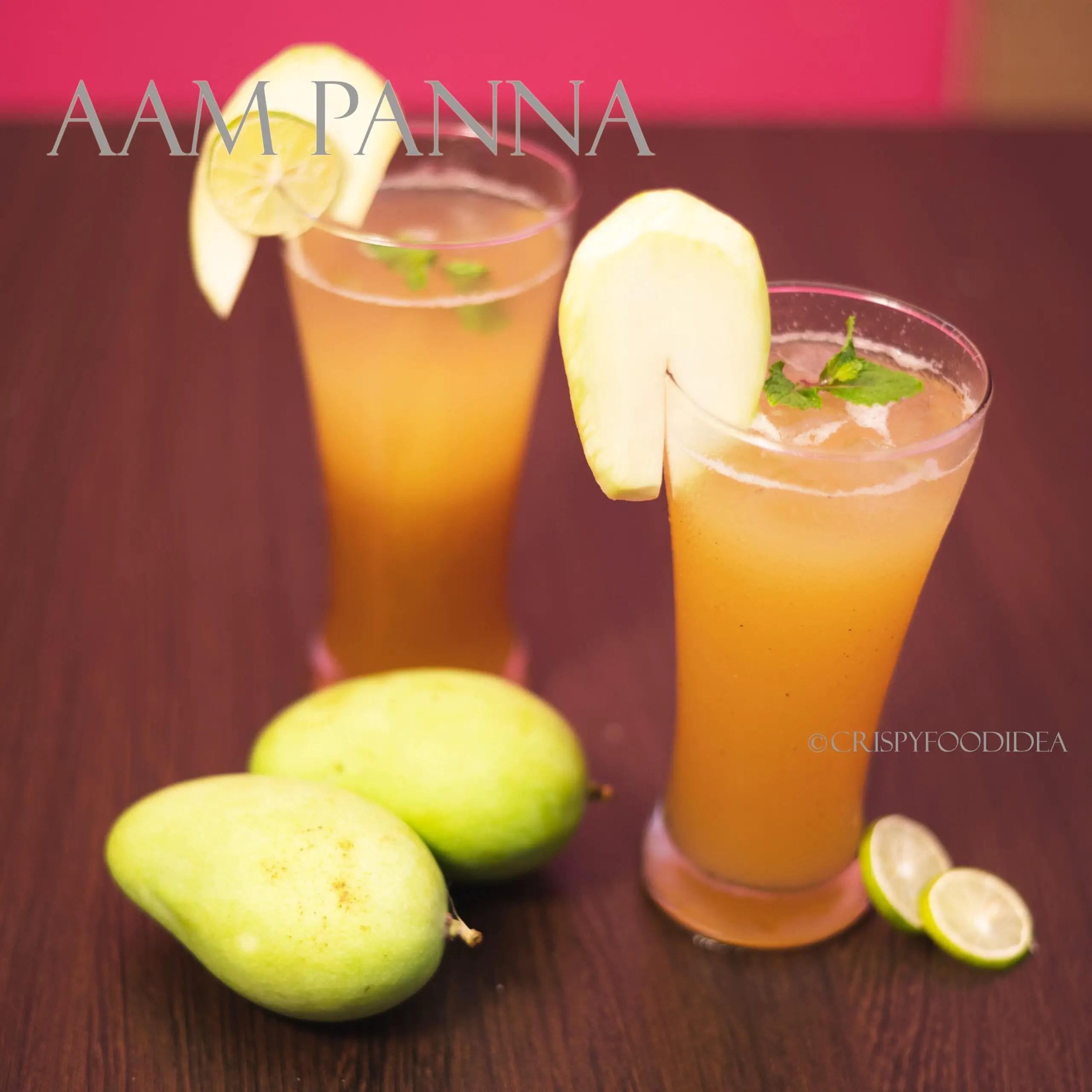 Aam Panna Recipe | Kairi Panha