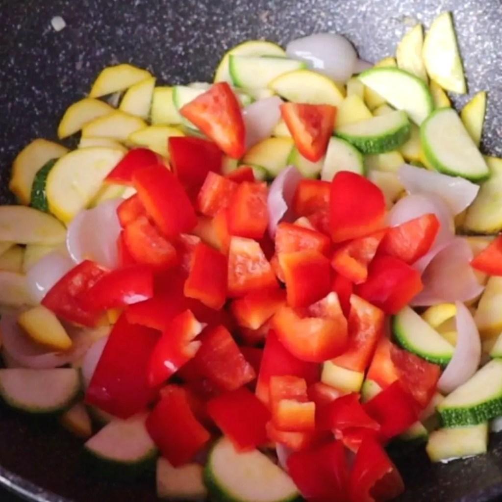 add red bell pepper