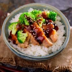 WW Teriyaki Chicken and Broccoli Recipe