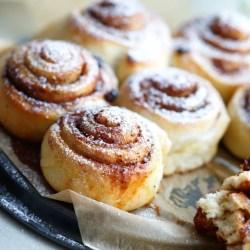 weight watchers cinnamon rolls