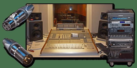 Cristal Audio Pro : équipement de salles, studios, musée...