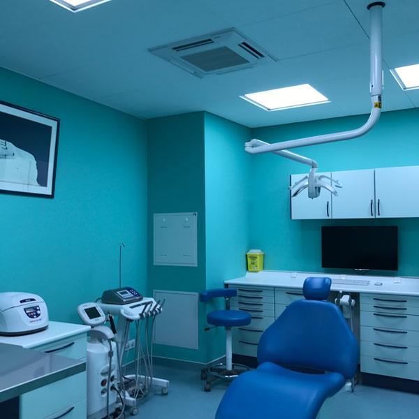 Climatisation d'un cabinet dentaire à Combs-la-Ville 77
