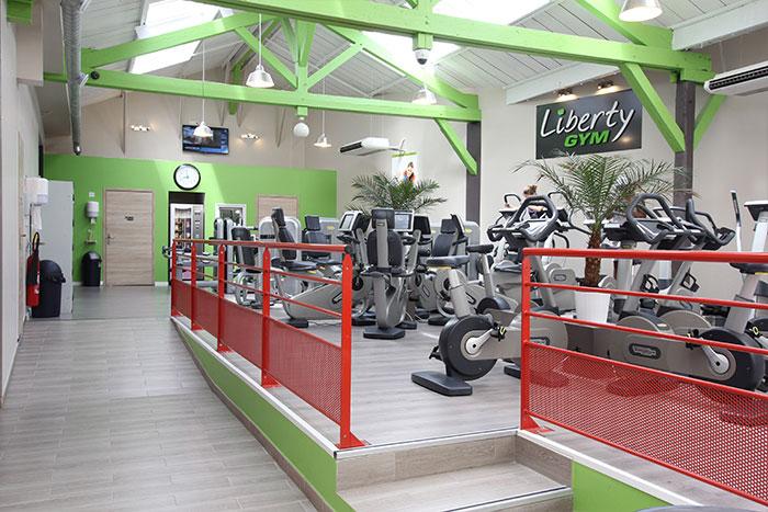 Climatisation Salle De Sport Liberty Gym Paris Et Brie Comte