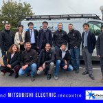 Rencontre Mitsubishi electric - Cristal Air