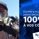 Entreprise de climatisation - précautions sanitaires