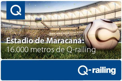 Barandillas de Cristal en Málaga Q- Railling