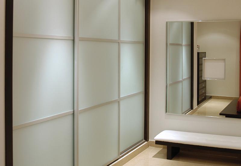 Muebles y armarios de vidrio