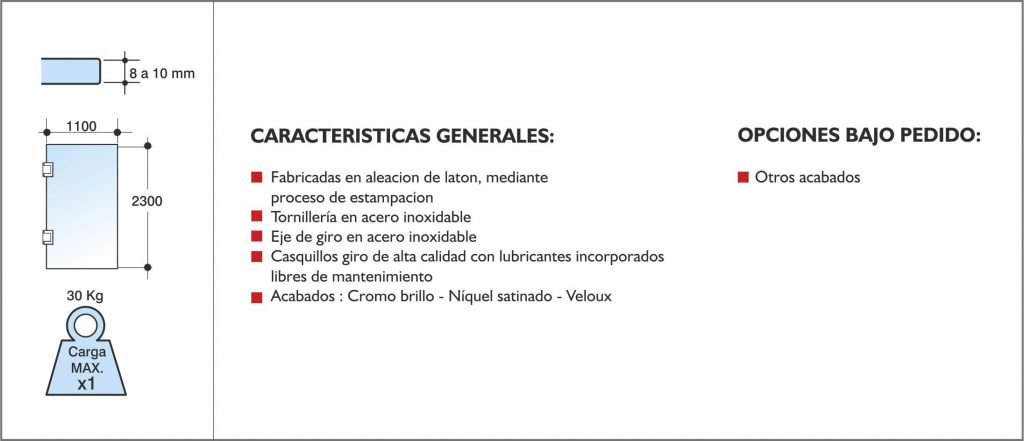 N-Características
