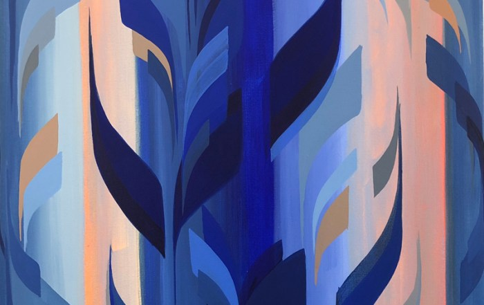 Amanda-Reeves-Untitled-25-abstract-painting-contemporary-art-modern-art-Elissa-Cristall-Gallery