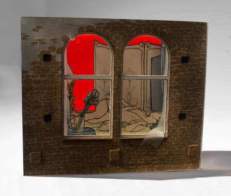 Jessica Korderas, Guardonna, Elissa Cristall Gallery, contemporary art gallery, Vancouver, Canada