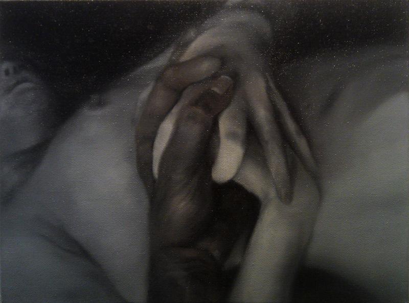 Jeroen Witvliet, Day Night Day, figurative, contemporary art, Vancouver, Elissa Cristall Gallery