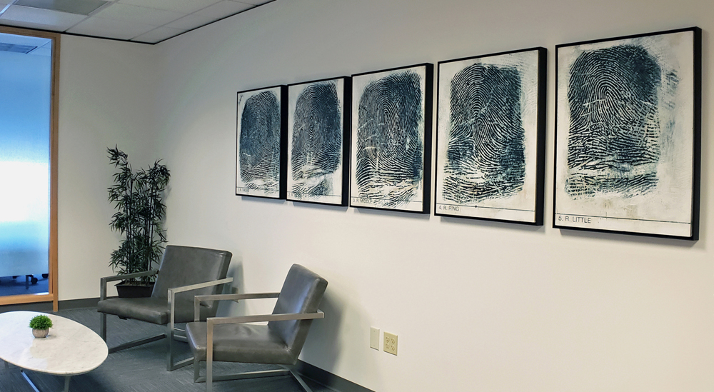 Randall Steeves, Document 2 installation photo