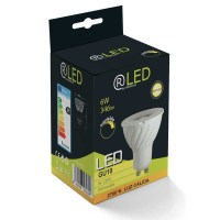 Bulb GU10 DIMMABLE 6W 346Lm 2700K  CristalRecord LED Lighting