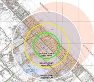 mappa bomba