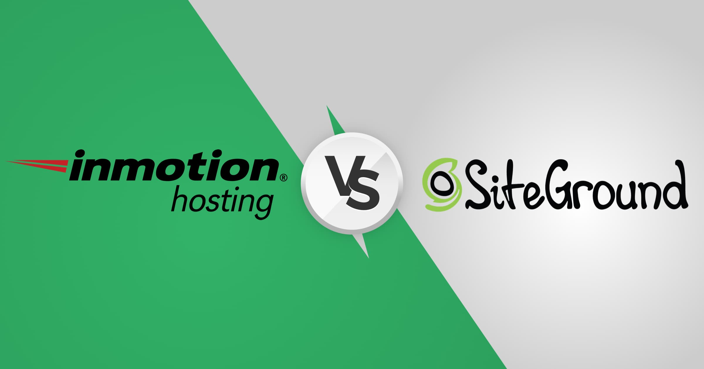 SiteGround vs InMotion Hosting Comparación ¿Cuál es mejor?