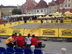 SibiuSands 2014 Beachvolleyball
