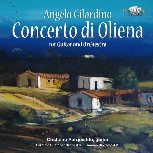 Angelo Gilardino - Concerto di Oliena