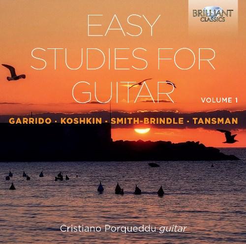 Easy Studies for Guitar Vol.1 of 3