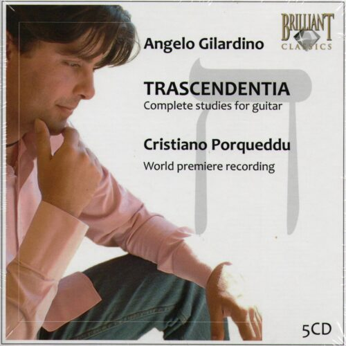 TrascendentiaBrilliantCDSet