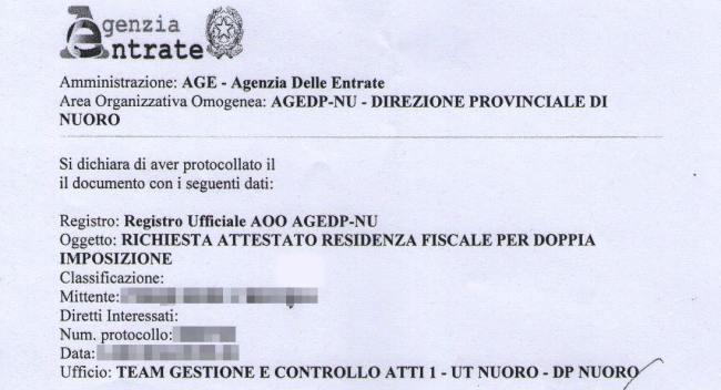Agenzia-Entrate-Ricevuta