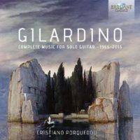 Angelo Gilardino Complete Music for Solo Guitar