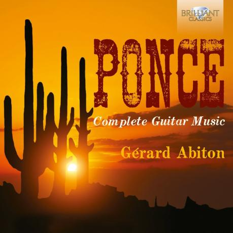 Manuel Ponce Complete Music for Guitar