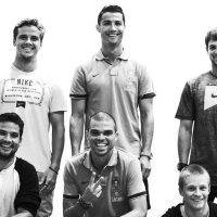 Nike World Tour Surfers in Portugal (Oct 10, 2012)
