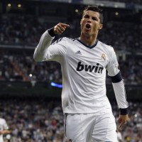 Cristiano Ronaldo Scores His 200th Goal For Real Madrid