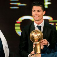 Ronaldo Named Globe Soccer Awards Best Player of the Year 2017