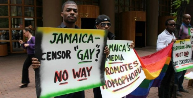 Resultado de imagen de Homofobia en Jamaica imágenes