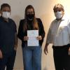 Adriano e Eliane Galdino apresentam demandas de Pocinhos ao governador João Azevêdo
